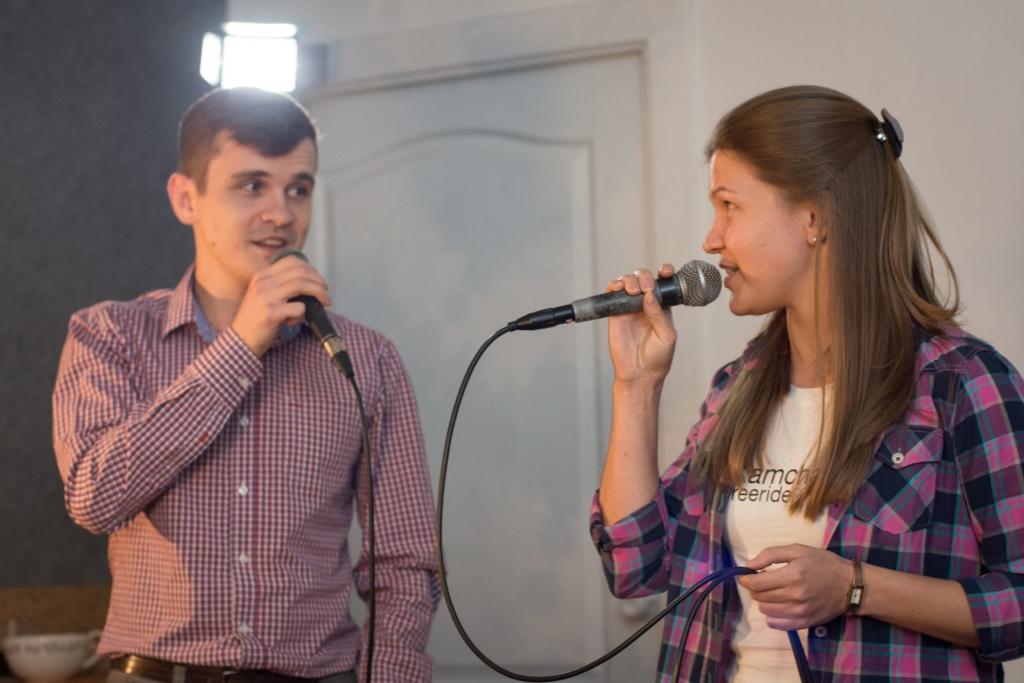Наталья Нечаева и Азат Азметов