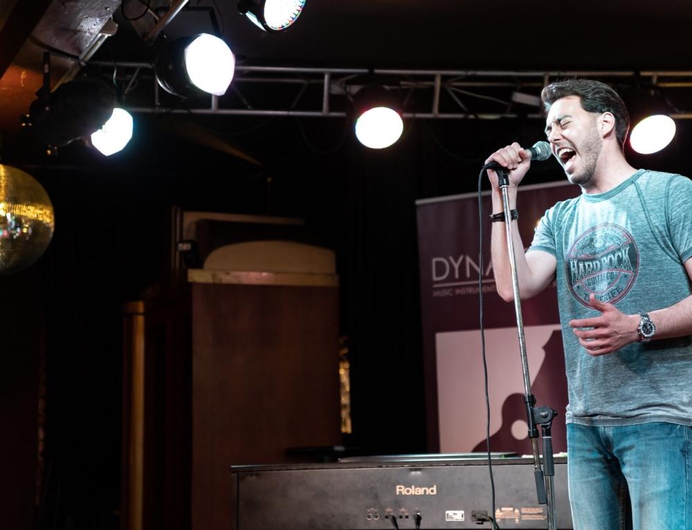Отчёт с МК Поваляева Дмитрия «Как петь высокие ноты? 🎤😫»